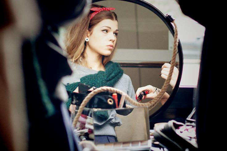 Brigitte w roli głównej - przygotowania do pokazu!