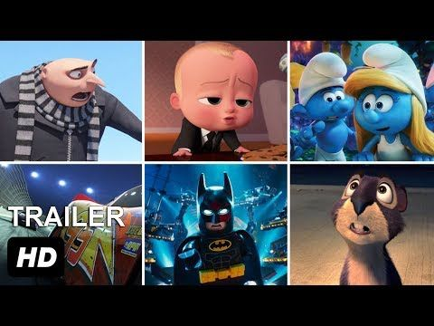 Top 5 Best & Funniest UPCOMING Animated Movies 2017 (OFFICIAL TRAILERS) - (More info on: http://LIFEWAYSVILLAGE.COM/movie/top-5-best-funniest-upcoming-animated-movies-2017-official-trailers/)