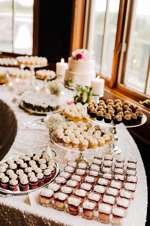 Mini Cake Assortments Wedding Cakes Amp Desserts