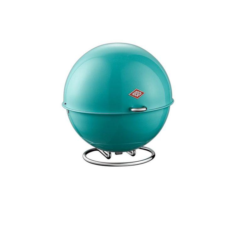 Wesco Superball Opbergbox - Turquoise