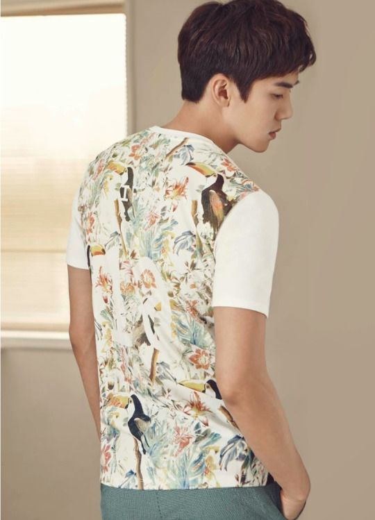 Yoo Yeon Seok - Trugen's 2015 S/S Collection Ad Catalogue
