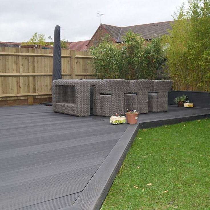composite decking uk yahoo image search results - Deckideen Nz