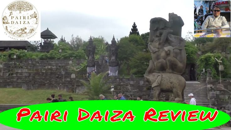 Review Pairi Daiza 2017