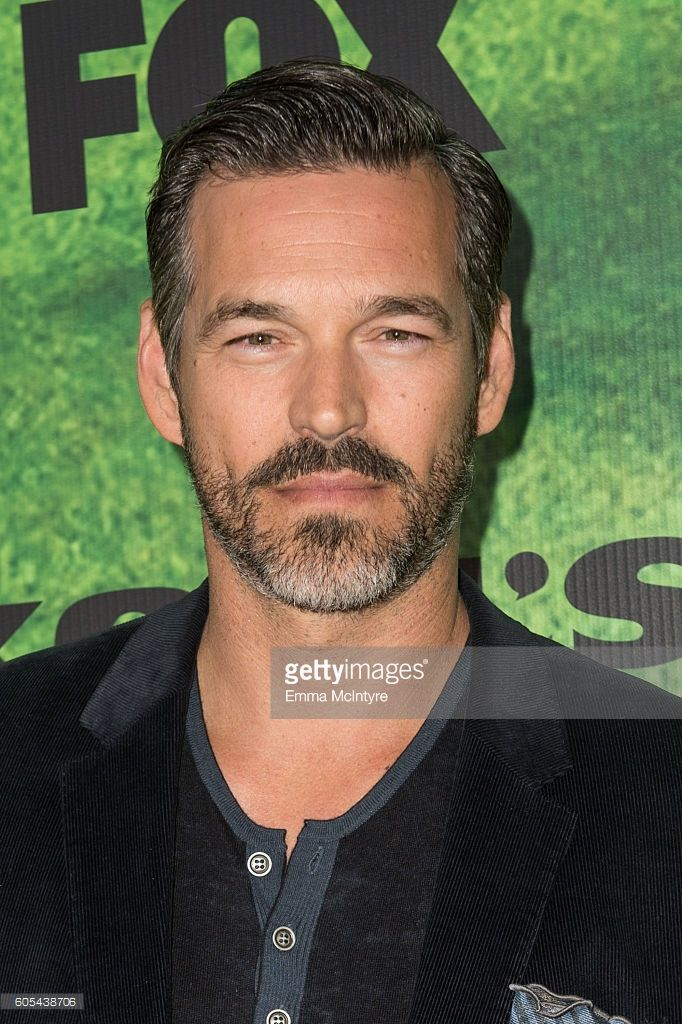 Actor Eddie Cibrian arrives at the premiere of Fox's 'Pitch' at West LA Little League Field on September 13, 2016 in Los Angeles, California.
