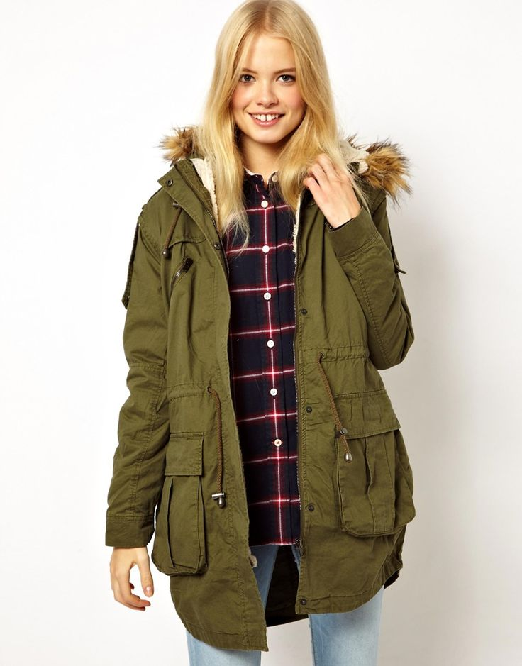 18 best images about Parka Jacket on Pinterest