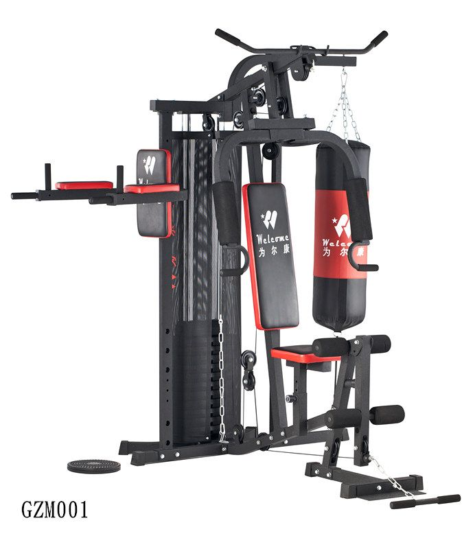 Weider 2980 Home Gym With 214 Lbs Of Resistance: 25+ Best Ideas About Multi Gym On Pinterest