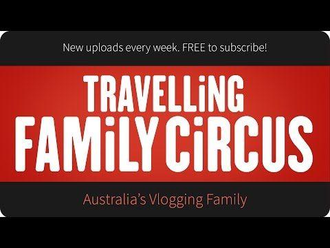 Welcome to Travelling Family Circus. #travellingfamilycircus #familyadventureshow