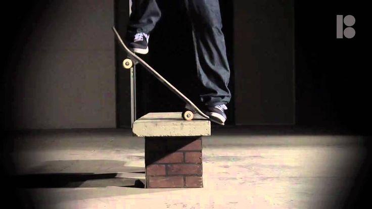 Plan B - Prod Ledge Fundamentals #12. Bluntslides