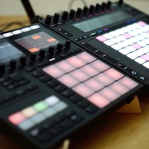 @loopopmusic: It's been said you can't compare the MASCHINE MK3 to the Ableton Push 2, but I disagree. It's true that in terms of software, Ableton Live is the more comprehensive DAW, and that the MASCHINE software is more of groovebox oriented approach.  But when you want to choose your beat making controller to accompany your DAW, the choice isn't that obvious. Hopefully this detailed comparison will help.  If you like it, or think I got something wrong - please leave a comment - happy to…