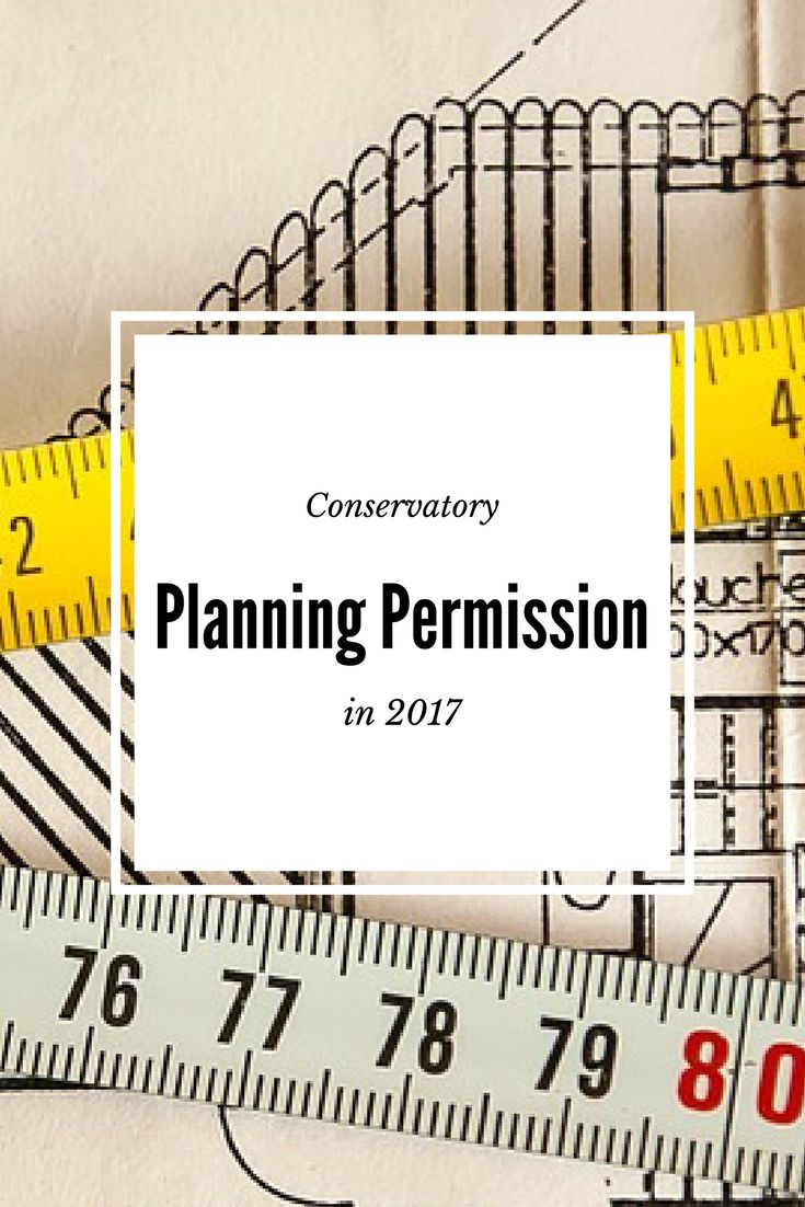 One aspect of designing a dream conservatory that many of us would rather not think about is planning permission. In many cases planning permission isn't actually necessary for a conservatory, however it's important to look into this early on to make sure you know what to expect and that you don't run into any unanticipated barriers.