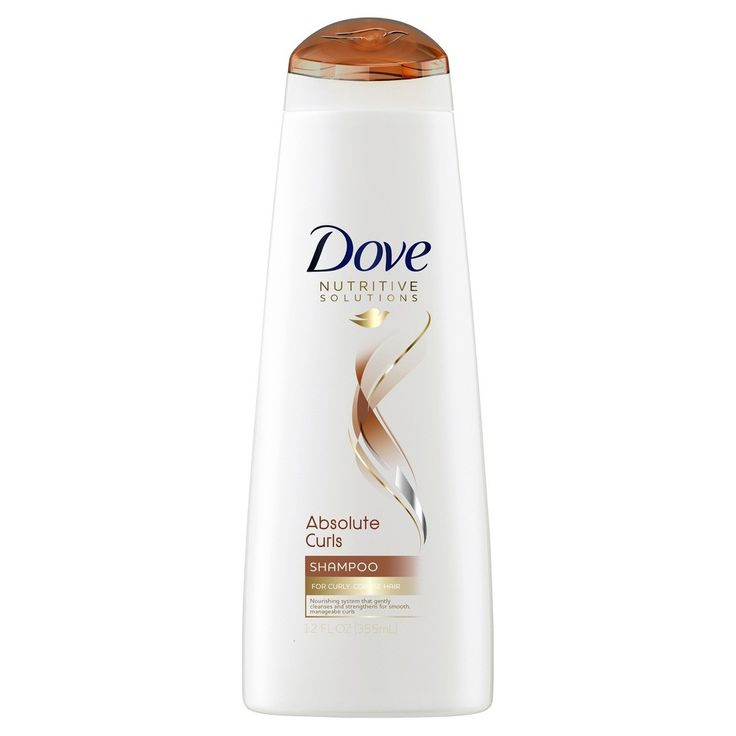 Dove Nutritive Solutions Absolute Curls Shampoo - 12oz