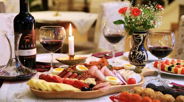 Food | Dinner | Natural ingredients | Pleasure | Healthy | Weekend | Bratescu Mansion, Bran, Romania | Conacul Bratescu