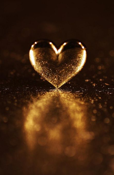 There's always that one man! Has a heart of gold. He's been hurt, he's trigger-shy, and his first instinct is to guard his heart. Gold doesn't tarnish, but it wears and dents. Don't cause more dents. Protect and treasure it.