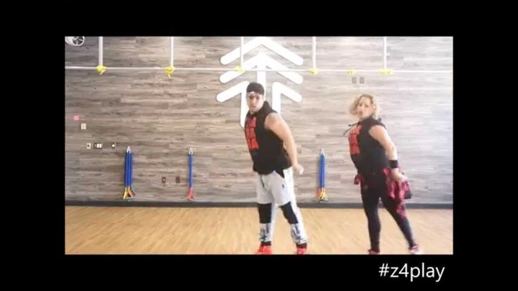 """Beat It"" Dubstep Remix Zumba ® Cool down - Mariadela"