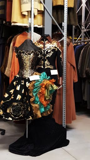 Costumes at the Stratford Festival Costume Warehouse. From Visiting Stratford, Ontario - the first thing you need to do...