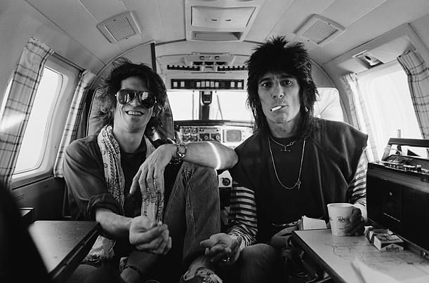 Keef and Ronnie