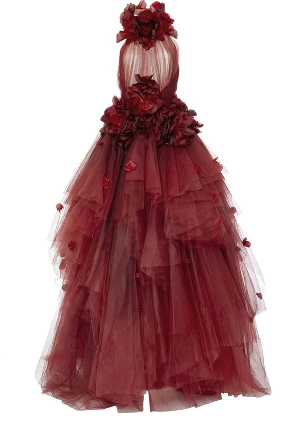 Marchesa Ombré Tulle Ball Gown - $14,995.00