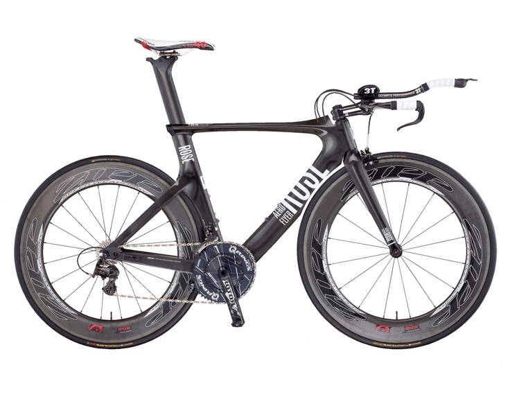 The Rose Aero Flyer-7000 triathlon Bike