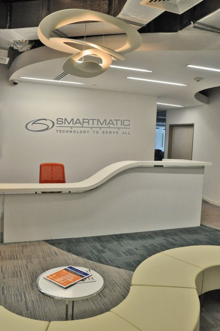 Government technology firm Smartmatic has moved into a new office ...