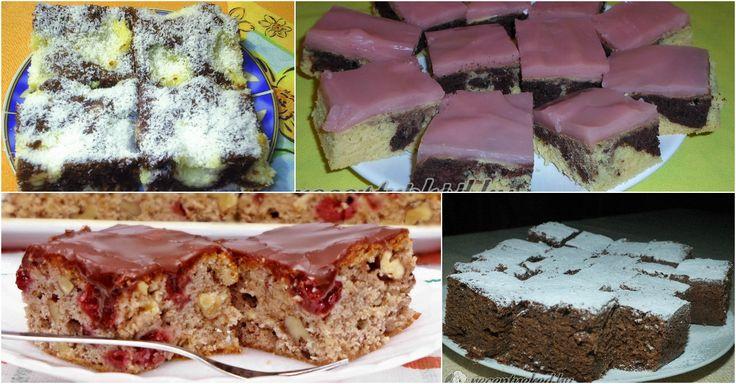 Olcsó, gyors és finom sütit keresel? Megtaláltad!