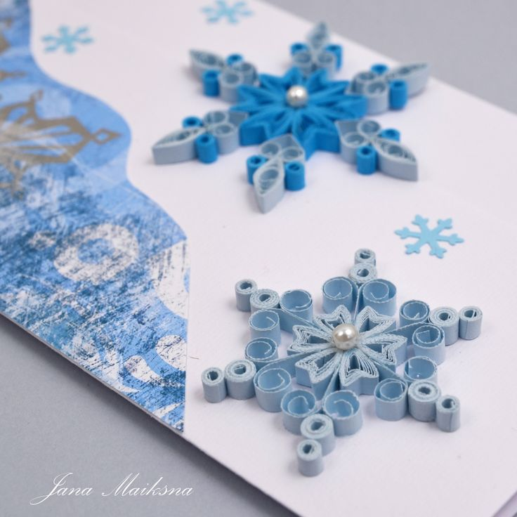Vánoční quilling | Quilling.cz
