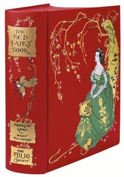 The Red Fairy Book - folio edition