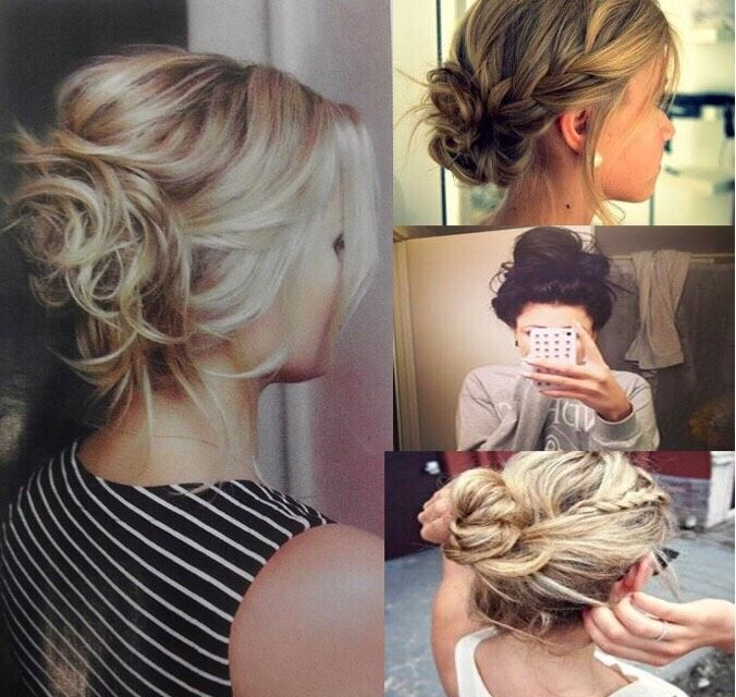 Best Lazy Girl Hairstyle Tutorials For This Holiday! 😍❤️👍🏻#HolidayHair