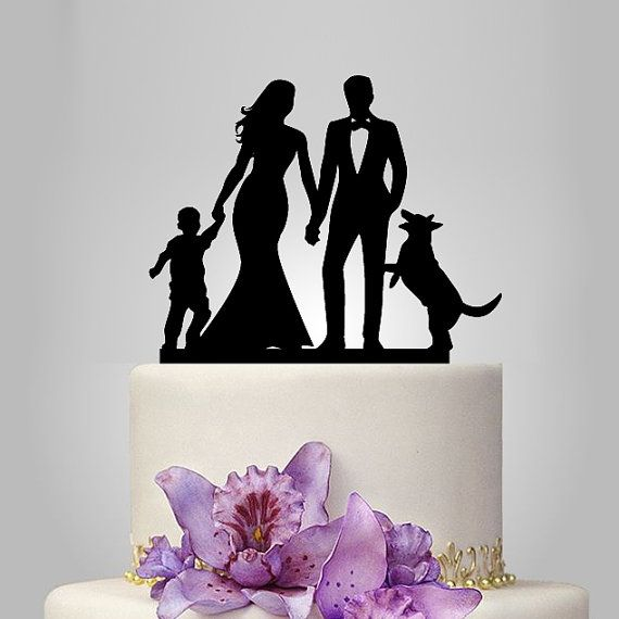 We produce all kind of personalize wedding cake toppers . include with custom last name and Mr&Mrs . make it unique to you or present for your