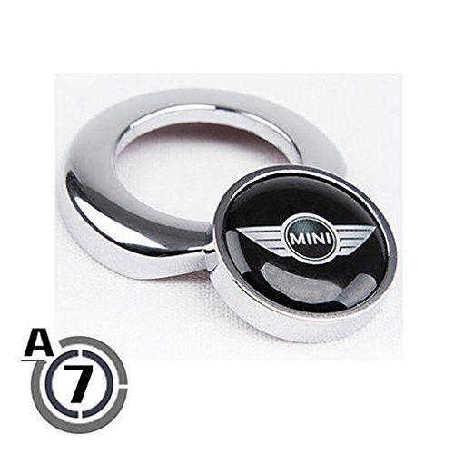 From 9.99 Ttlcd A7 Emblem Design-engine Start Button Decor Adhesive Cover