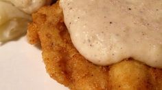 Old Time Kentucky Bacon Milk Gravy for Biscuits: Use the drippings from making bacon, plus a few simple ingredients, to make a Kentucky-style milk gravy to serve over hot biscuits.