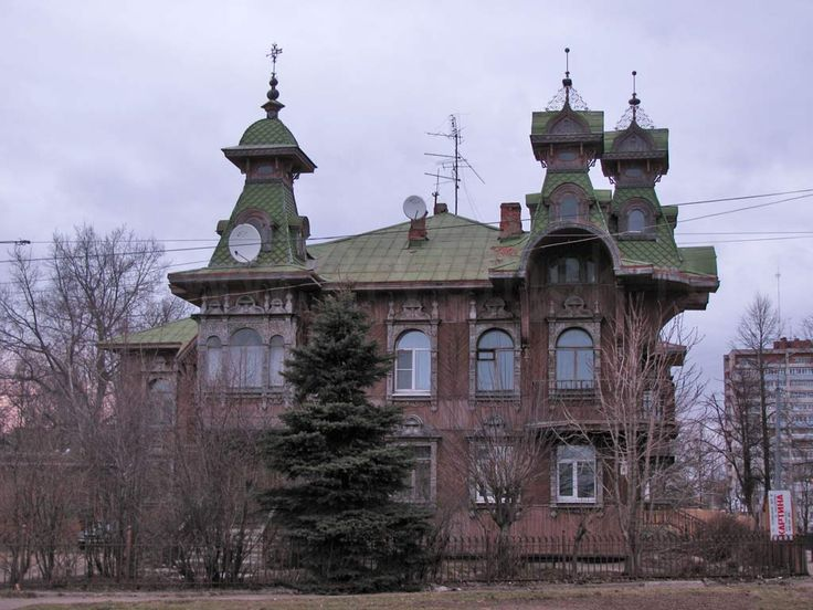 Дом художников, Рыбинск