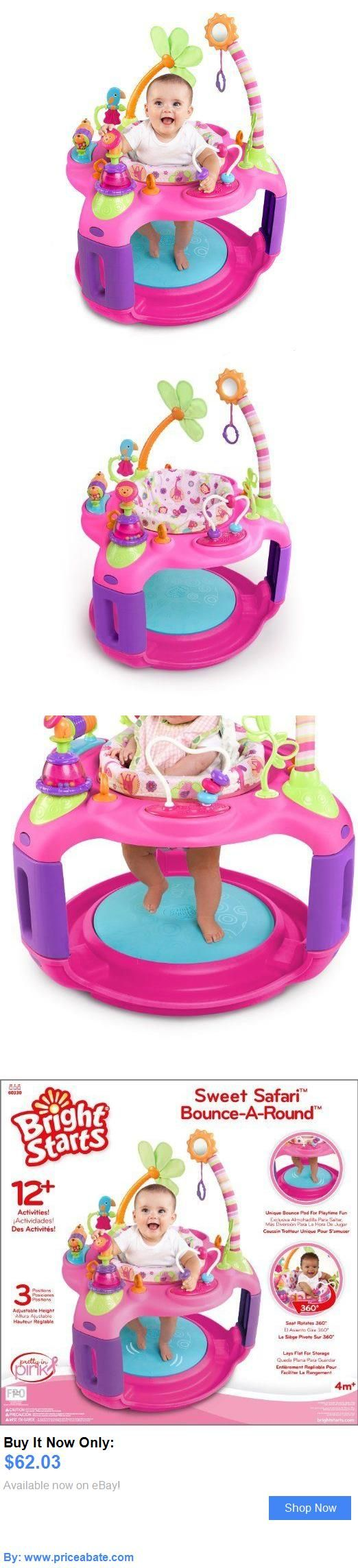 Baby: Girls Baby Bouncer Adjustable Activity Jumper Infant Toy Walker Learning Seat BUY IT NOW ONLY: $62.03 #priceabateBaby OR #priceabate