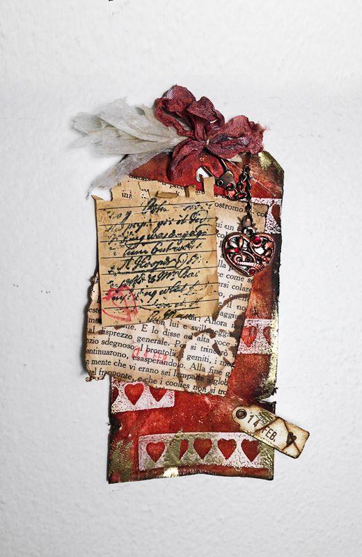 Tag di San Valentino: antico amore
