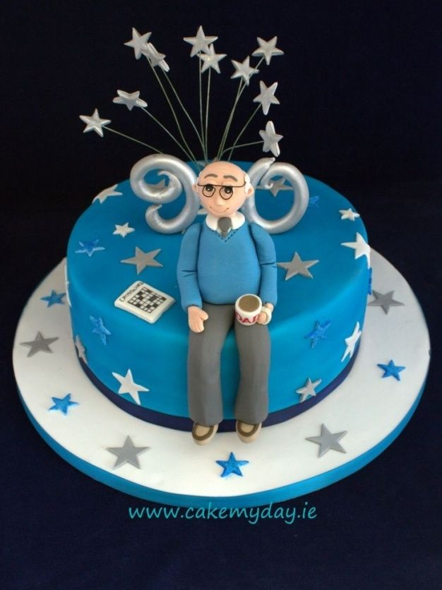 Image For Best 80Th Birthday Cake Ideas Grandpa