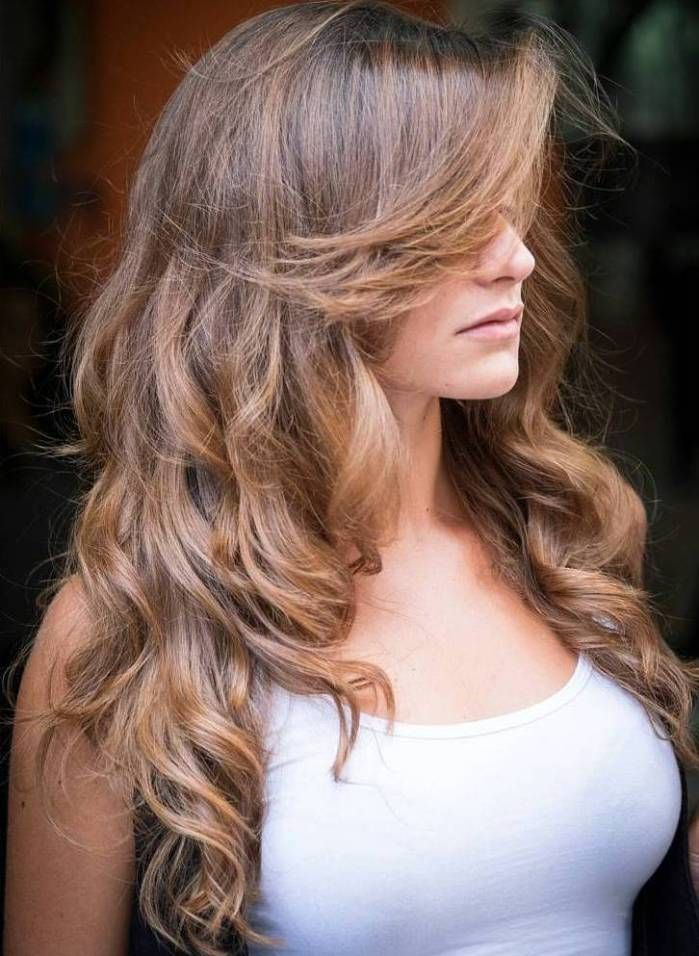 medium hair styles for curly hair 80 layered hairstyles and cuts for hair my 2775
