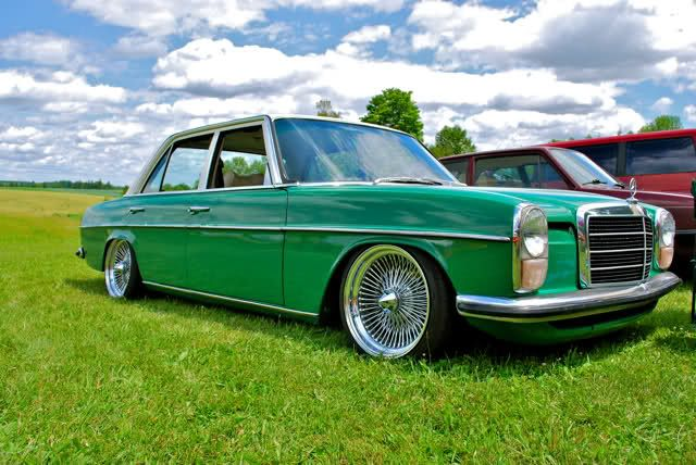17 best images about custom old mercedes on pinterest for Custom mercedes benz for sale