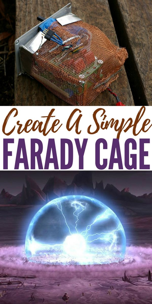 Create a Simple Farady Cage - The EMP is still a substantial threat to our society. A government report was published only a few years ago that detailed the effects of an EMP on much of the infrastructure in our country. Water, food production, electricity and transportation are some of the most important services that would fall apart first. You will need every bit of advantage you can muster. A faraday cage can keep your precious electronics safe from an EMP.