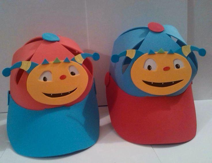 gorras de foami - Buscar con Google