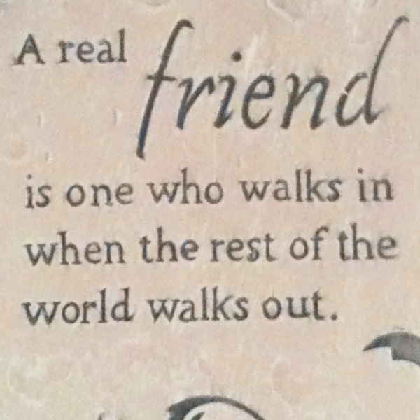 Are you a real #friend?  #quote #motivation favorite-quotes