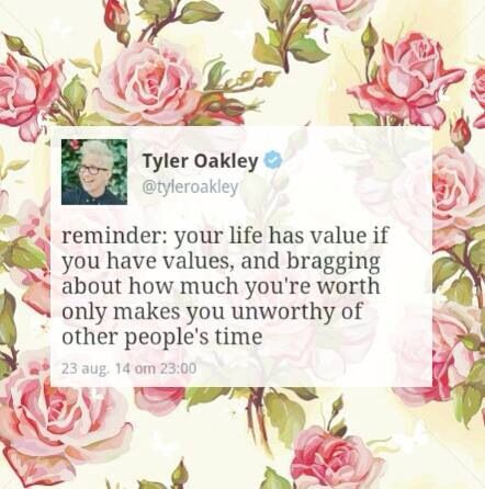 Tyler Oakley quotes