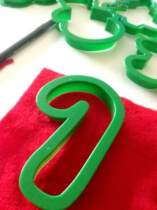 How To Make An Advent Calendar Out Of Felt Diy Craft Ideas