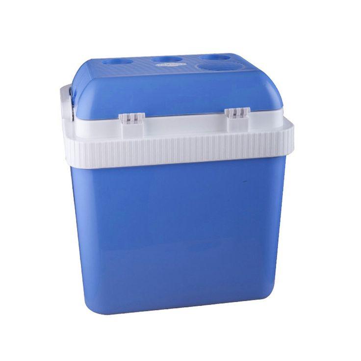 Buy Wallmart.win 12V 24L Car Boat Electric Cooler Warmer Portable Mini Fridge Refrigerator Car Ice Box: Vendor:…
