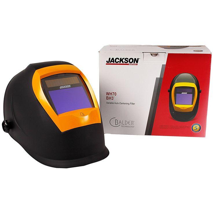 Jackson Welding Helmet with Balder Technology