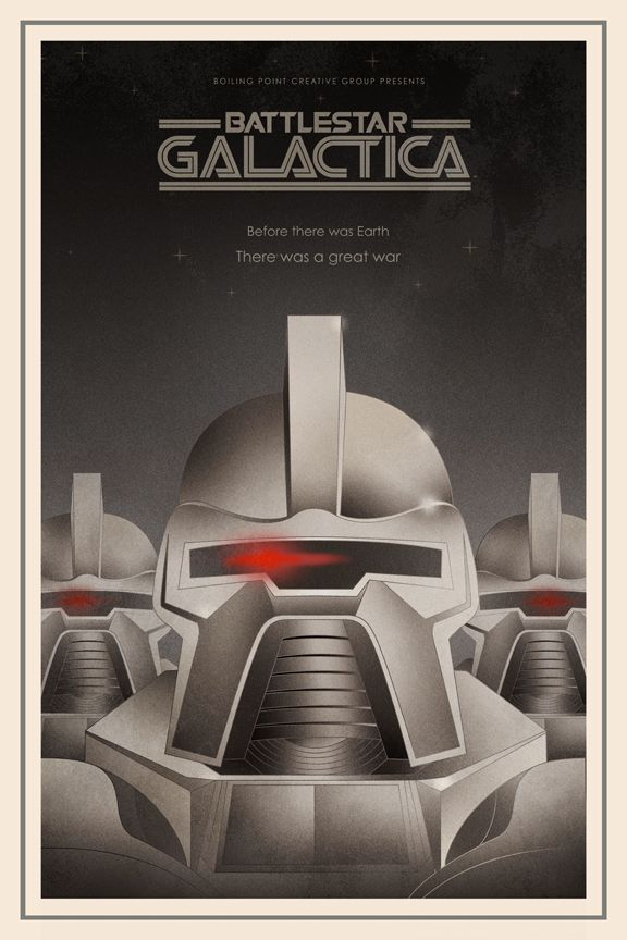 Battlestar Galactica poster. Yeah I know it's not exactly fantasy, more sci-fi but whatever, I love the show. Erik loved this show and told me to give it a chance. I did not until after he was gone.