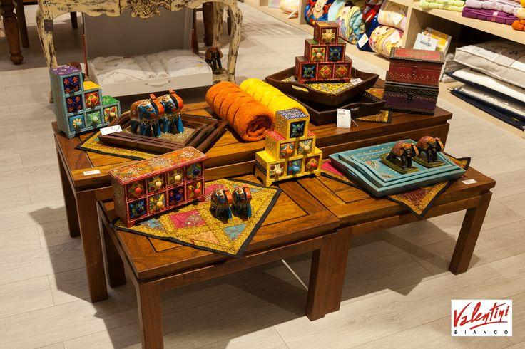 Suntem mai aproape de voi cu noul nostru magazin Valentini Bianco din Mega Mall! Inafara de produse textile pentru casa, va oferim si o gama foarte variata de decoratiuni sau accesorii lucrate manual. Va asteptam in magazin, dar si pe site cu oferte atractive! http://www.eviahome.ro/