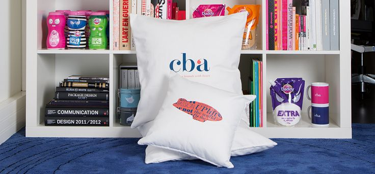 CBA France's offices in Levallois-Perret, near Paris   #agency #design #creativity #passion #pillow #logo #airship #packaging
