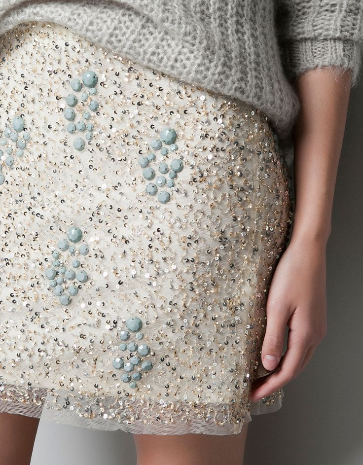 pretty sequins