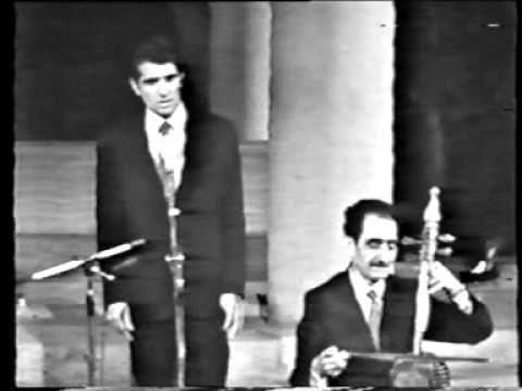 محمد رضا شجریان ، علی اصغر بهاری و.... جشن هنر شیراز  FESTA A SHIRAZ