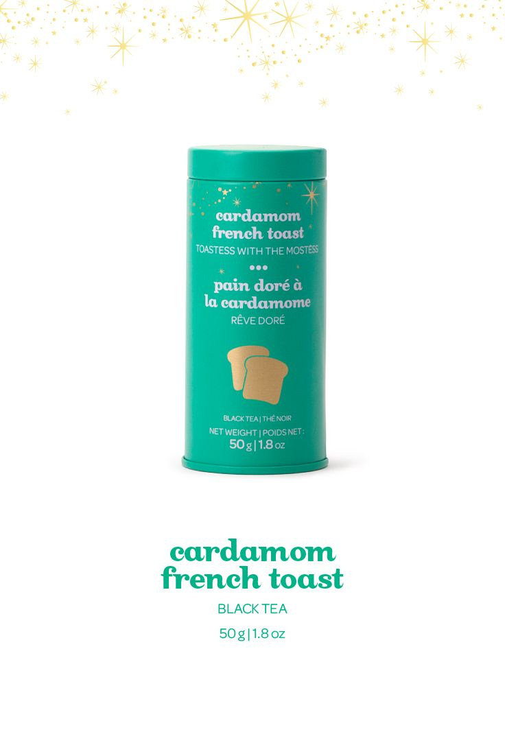 Cardamom French Toast Skinny Tin