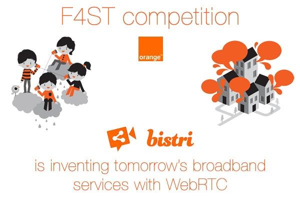 Bistri finalist Orange F4ST competition by @Bistri, via Flickr